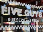 Five Guys beats In-N-Out Burger, Shake Shack for top burger