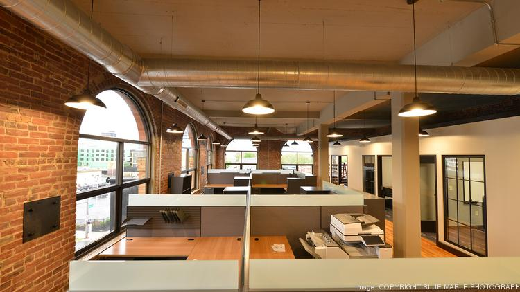 The Offices At 145 E. Rich St. After Renovation.