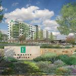 Embassy Suites to use San Antonio to sell more investment