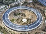 Cupertino braces for Apple's spaceship megacampus to land