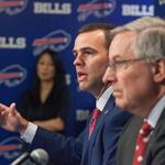 Brandon Beane takes the reins as Buffalo Bills general manager