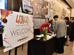 Are you at our 40 Under 40 luncheon?