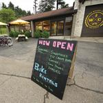 First Look: The Woods Cafe and Bikes
