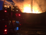 Fire destroys East Bay housing project for second time, developer plans to rebuild
