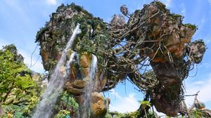 Walt Disney World's newest marquee ride gets theme park industry accolades