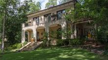 Custom Built Mediterranean in the Heart of Ansley Park