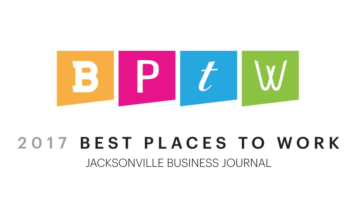 These Are Jacksonville S Best Places To Work 2017