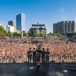 Nearly 50,000 pack Centennial Olympic Park in Atlanta for Shaky Knees Music Festival (SLIDESHOW)