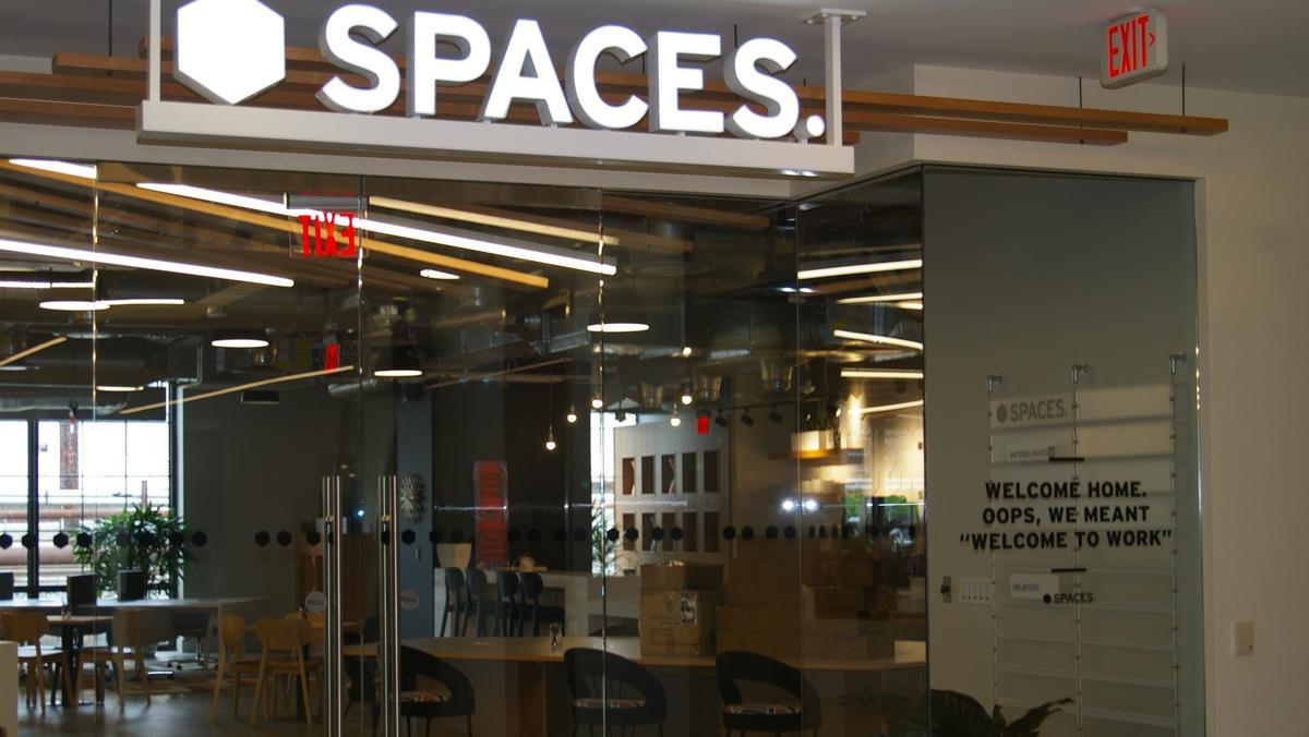 Regus Co Working Concept Spaces Opens At Douglas Development Corps