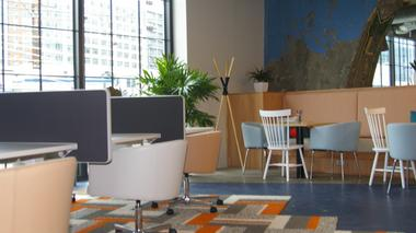 What do you want in a co-working space?