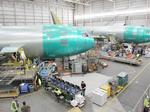 Boeing reorganizes defense unit: Report