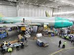 Boeing 767 relaunch good for discount, charter airlines, analyst says