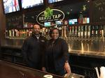 The former deputy NCIS director is opening a brewpub at National Harbor