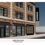 Express turning old Weisheimer Vacuum building downtown into offices, photography studio