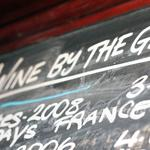 How to navigate a restaurant wine list