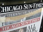 Chicago Tribune owner wants to buy rival Chicago Sun-Times
