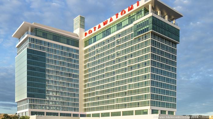 Potawatomi breaks ground on second tower