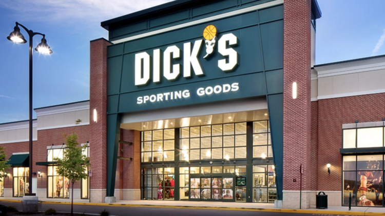 e372a30feb8 Dick s Sporting Goods says Under Armour negatively impacted its  second-quarter sales.