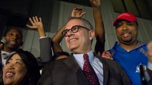 Report: Philadelphia DA Larry Krasner has another unpaid tax bill