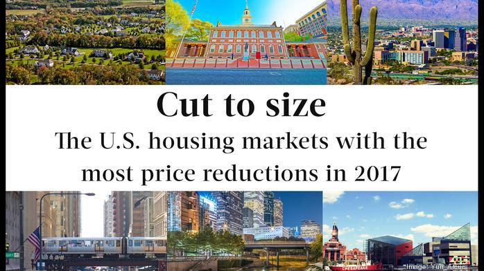 Price cutting gains momentum in U.S. housing market. Here's where Albuquerque ranks (slideshow)