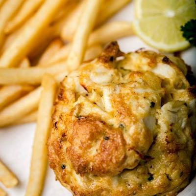 Gordon Seafood Crab Cakes