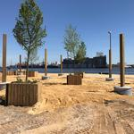 <strong>Spike</strong> <strong>Gjerde</strong>, Corey Polyoka's Sandlot looks to activate Harbor Point with food, fun