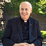 Rev. <strong>Joseph</strong> <strong>Levesque</strong>, former Niagara U. president, was ordained as a priest 50 years ago