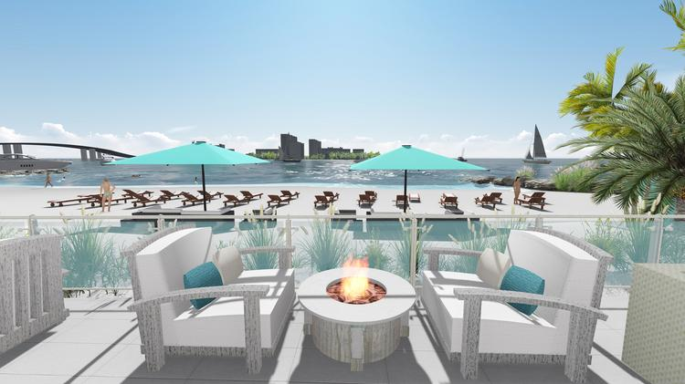 See What The New Jw Marriott In Clearwater Beach Will Look Like