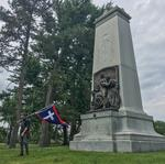 Treasurer Jones raising money to remove Confederate Memorial; Krewson says more required