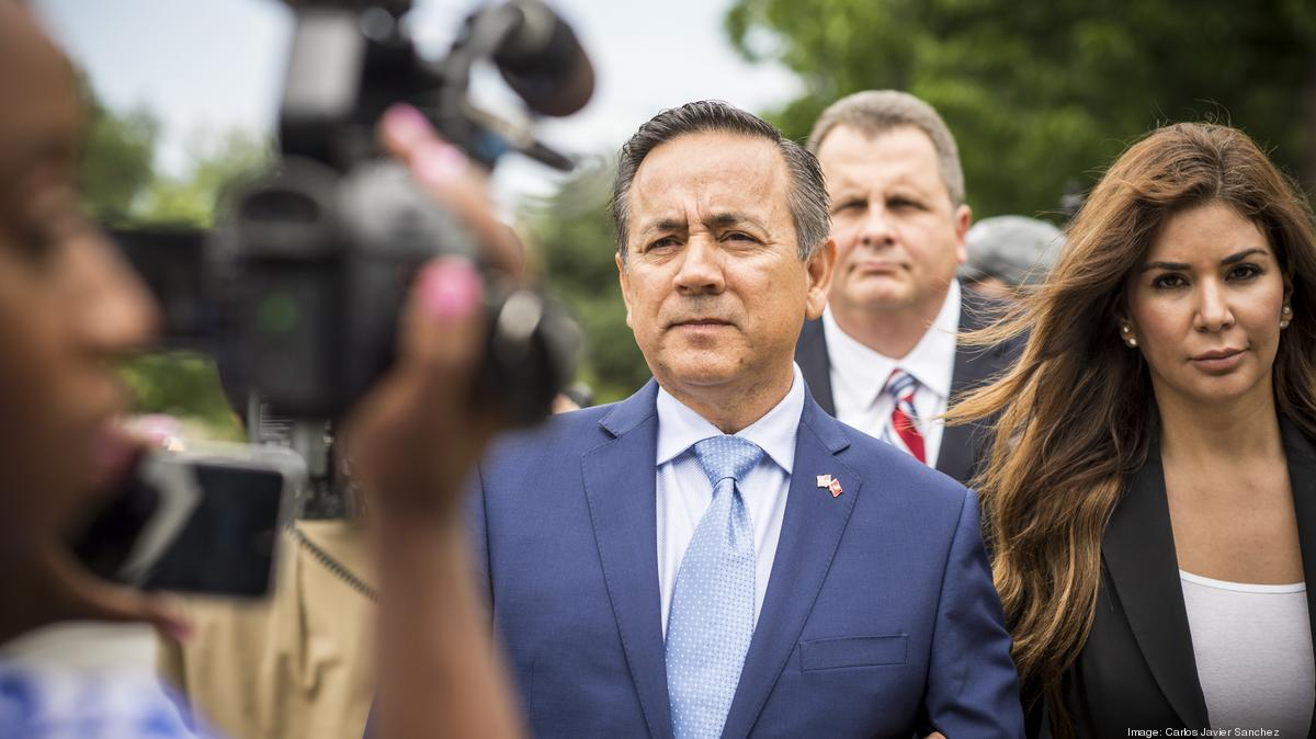 Carlos Uresti Asks Federal Judge To Dismiss Three Charges