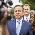 <strong>Carlos</strong> <strong>Uresti</strong> asks federal judge to dismiss three charges