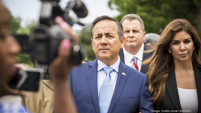 Jury finds Carlos Uresti guilty on all charges