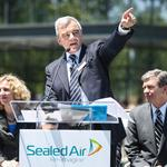Sealed Air 'sets record' for corporate relocations to Charlotte (PHOTOS)
