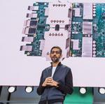 Google's Sundar Pichai cashing in $380M in stock awards this week