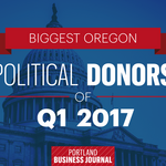 Exclusive: The Oregonians giving the most to the nation's 25-largest PACs