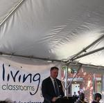 Legg Mason pledges $1 million to Living Classrooms center in East Baltimore