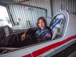 This NASA Ames aerospace engineer and mother of two reaches for the stars