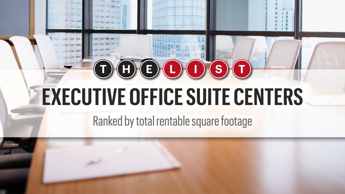 The List: Executive Office Suite Centers - South Florida Business ...
