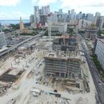 Check out progress on Miami Worldcenter's shopping promenade (Photos)