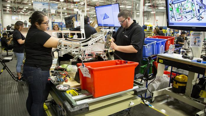 Triad avionics firm, early adopter of 3-D printing technology, targets new applications
