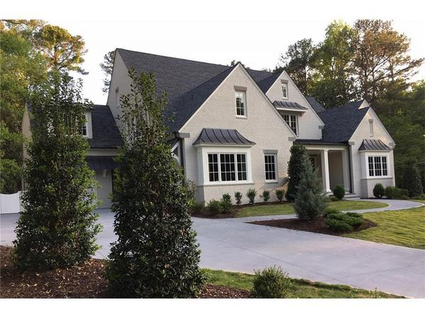 Luxurious New Construction Chastain Park Home!