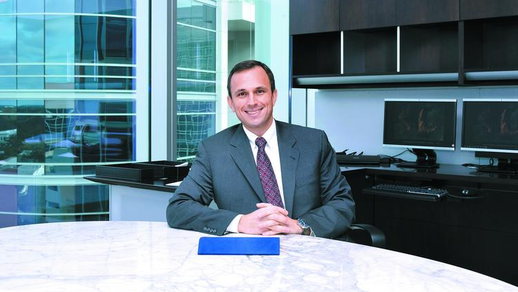 2017 Ceos Of The Year Daryl Tol Orlando Business Journal