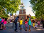 Philadelphia breaks visitor record ... again