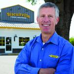 Biscuitville Fresh Southern: Founder 'risked it on a biscuit'