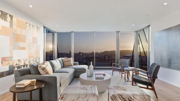 Exquisite Pacific Heights Penthouse With Stunning Views of San Francisco's Best Landmarks