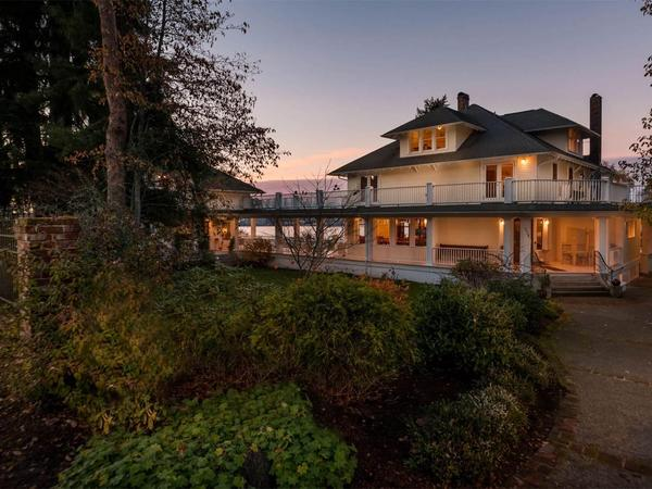 Home of the Day: Lavishly Restored Port Orchard Home