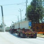 Rebuilt I-85 bridge reopens ahead of schedule