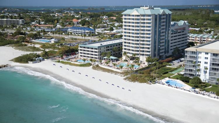 Inside The Renovated Lido Beach Resort In Sarasota Tampa Bay