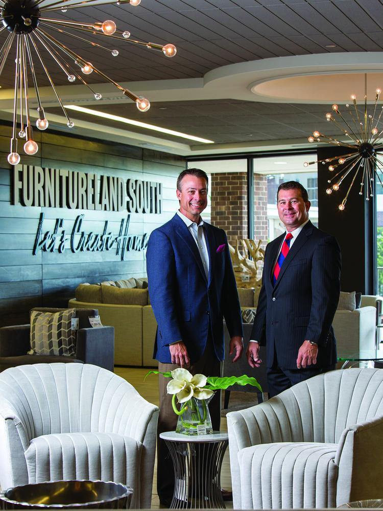 Furnitureland south from family venture to the world 39 s Furniture land south
