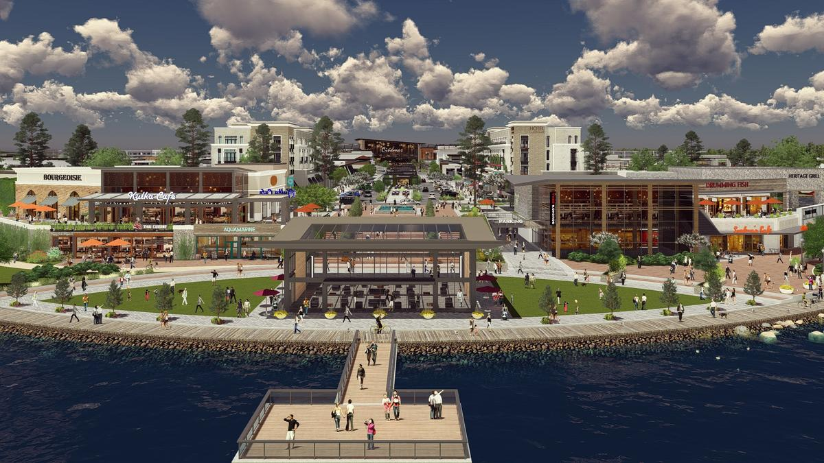 670 Million Covington Waterfront Development Plan
